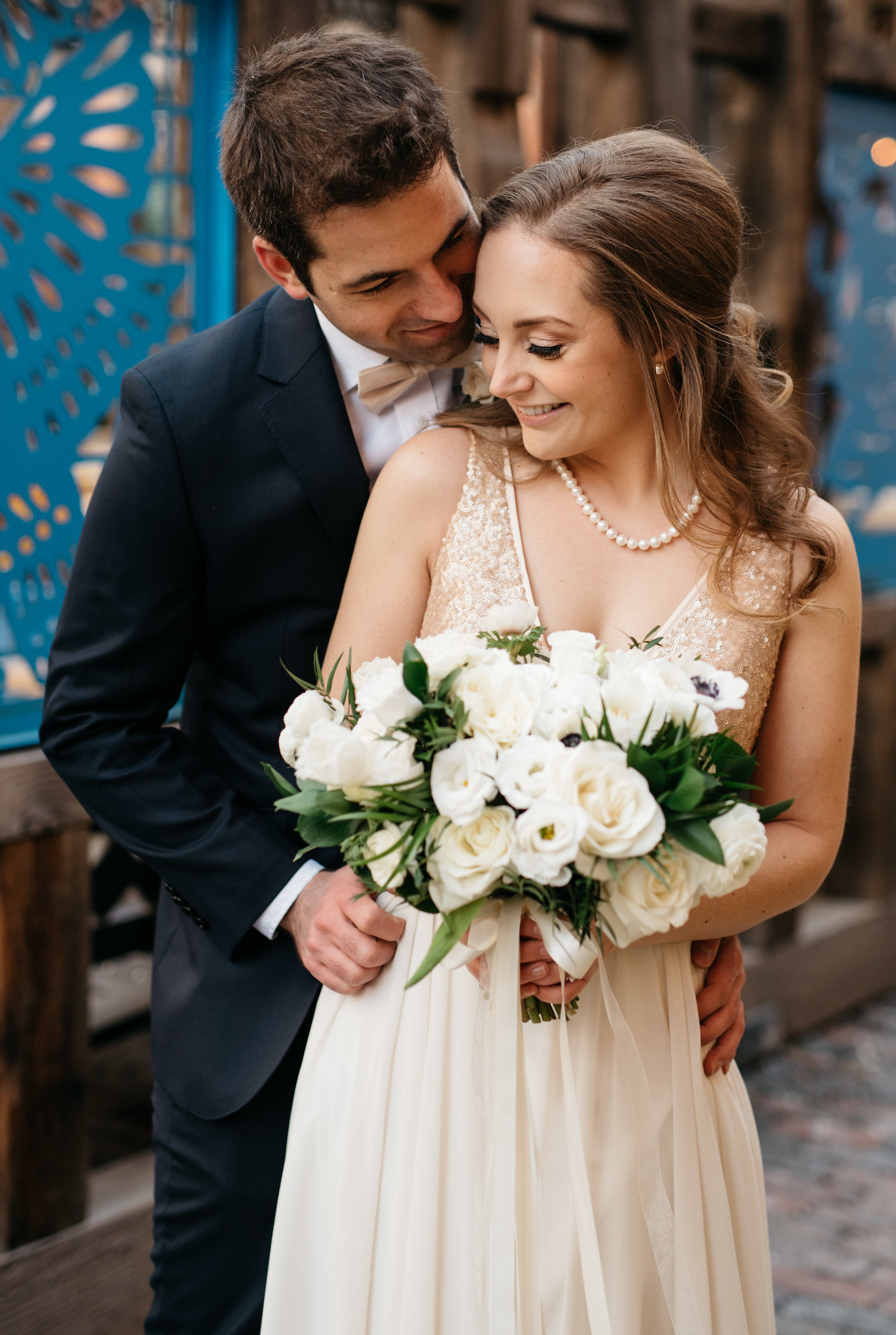 Distillery District wedding - Olive Photography Toronto
