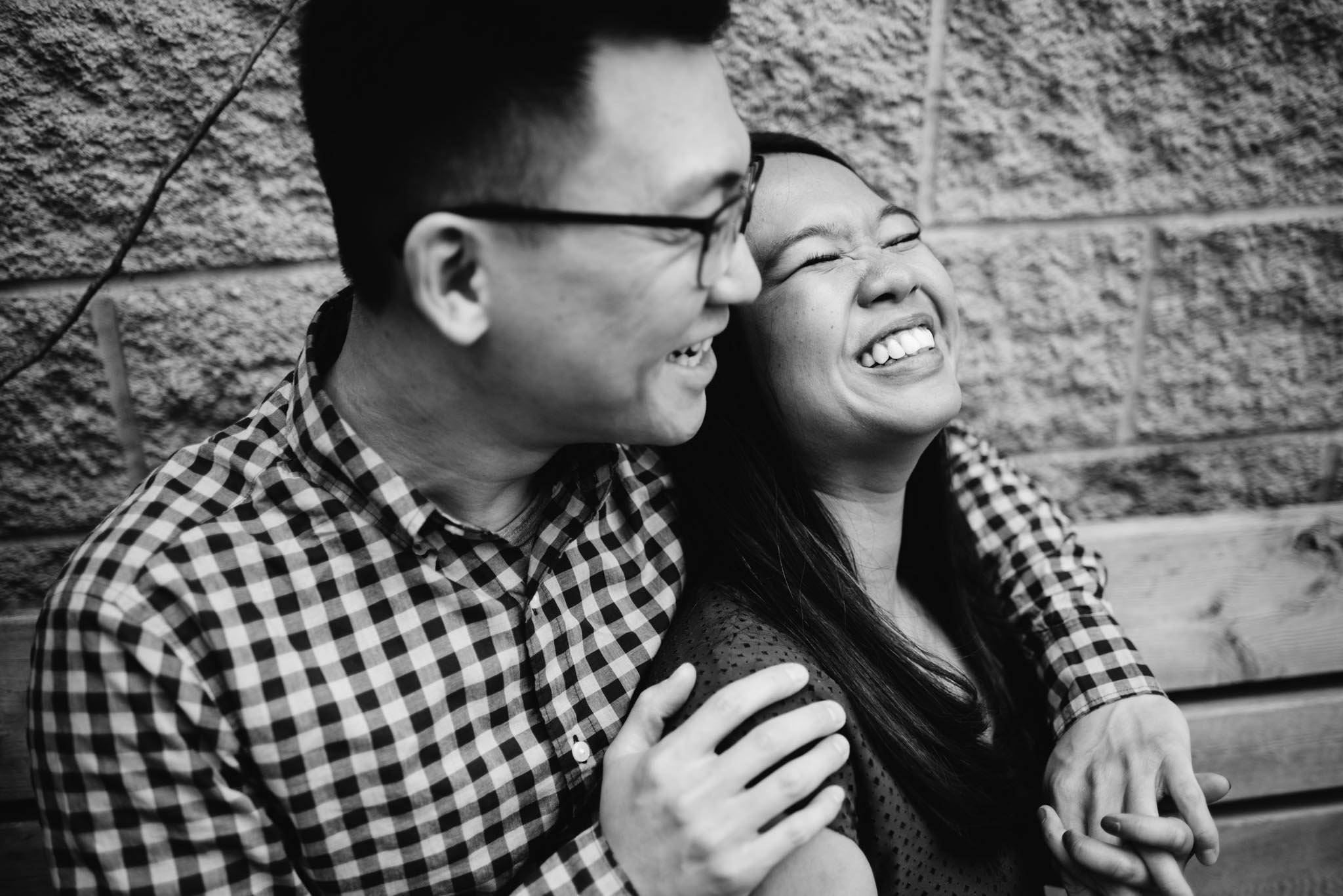 Te Aro Engagement Photos | Olive Photography Toronto