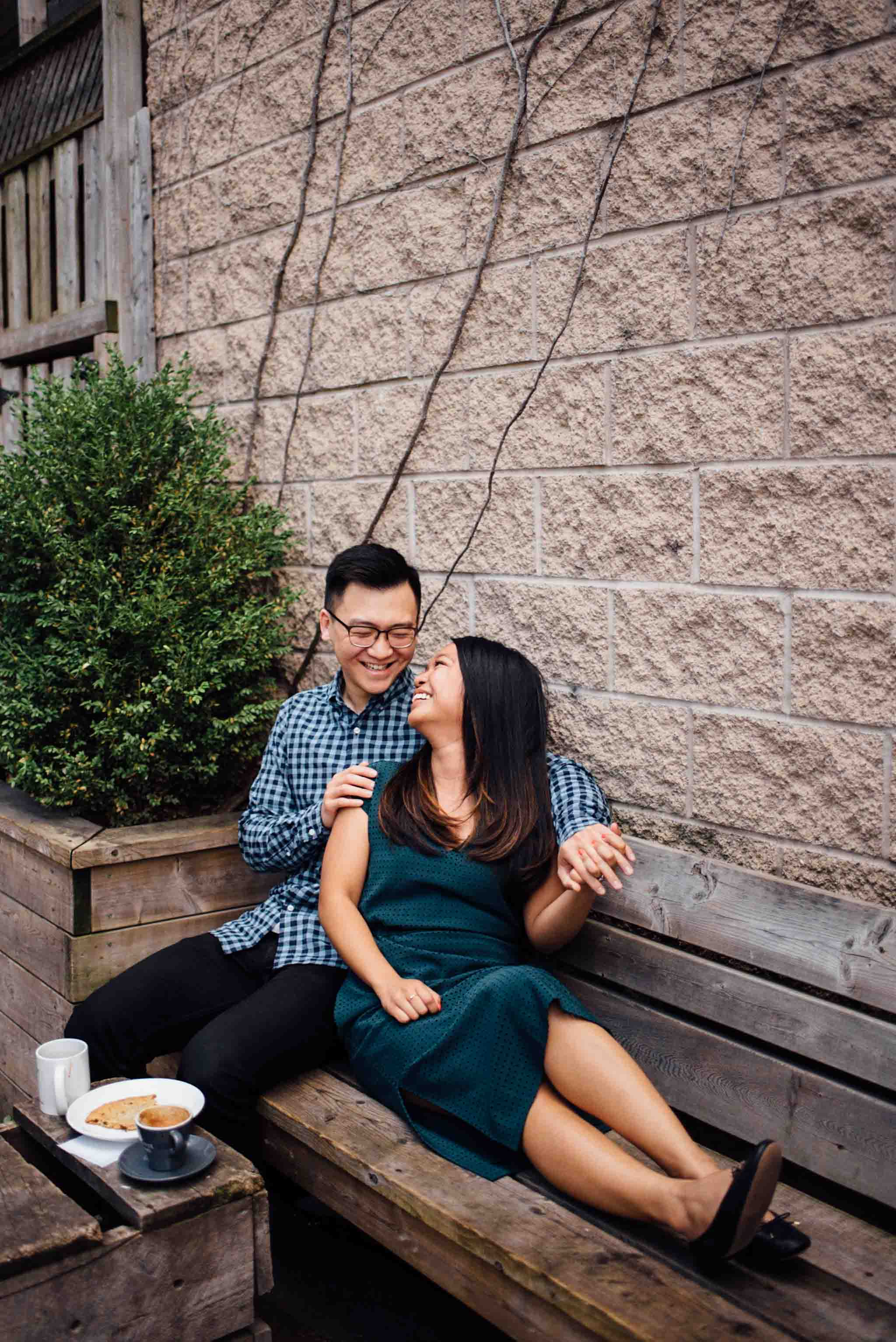 Te Aro Engagement Session | Olive Photography Toronto