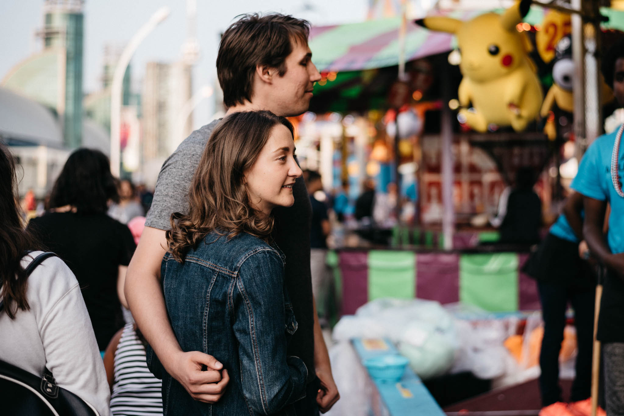 CNE Engagement Session | Olive Photography Toronto
