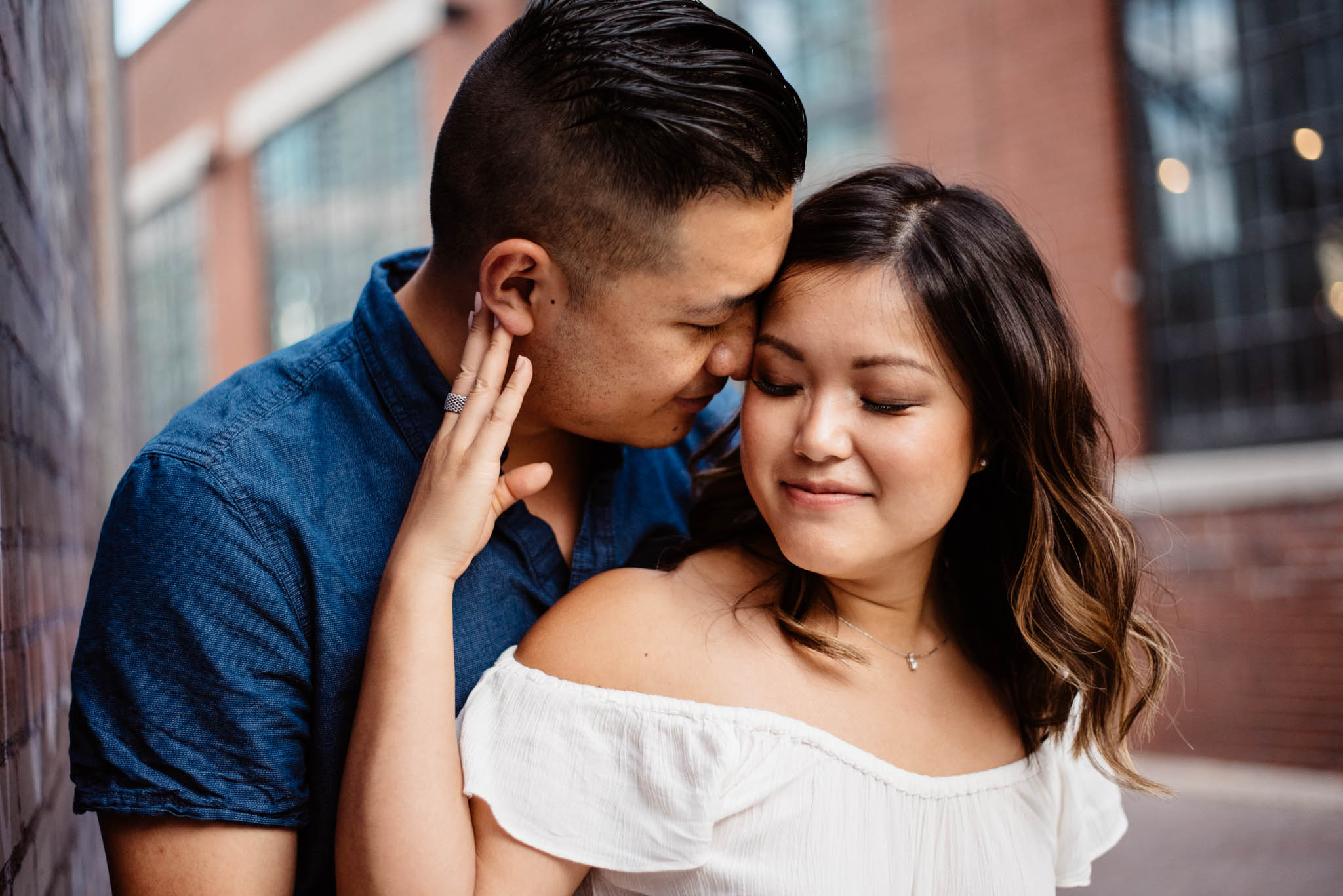 Downtown Toronto Engagement Photos | Olive Photography