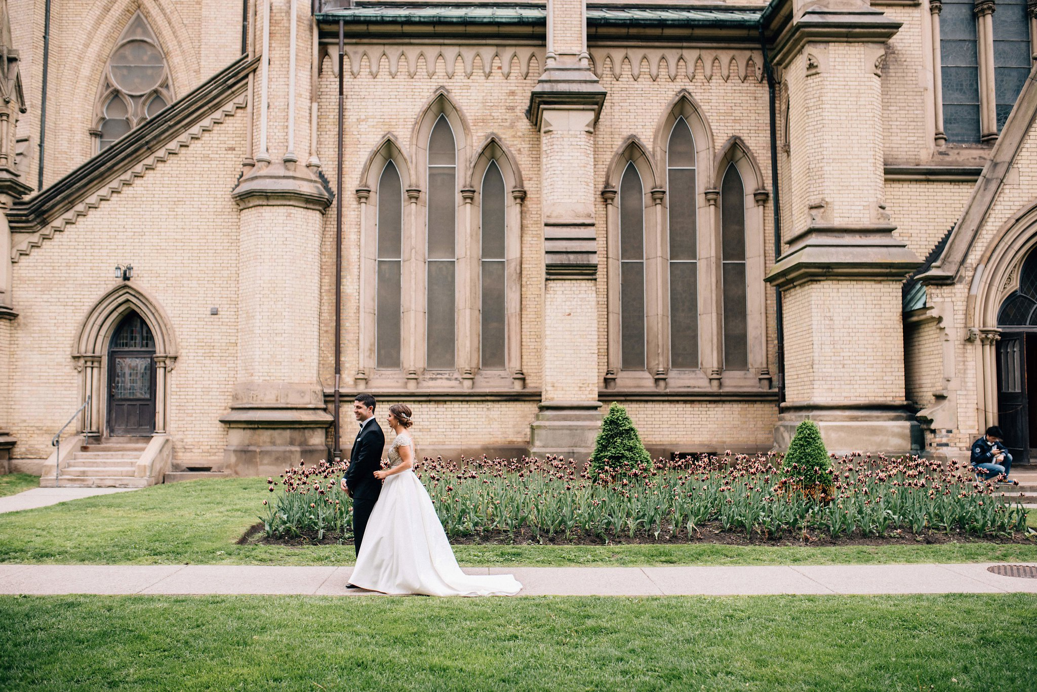 St. James Cathedral Wedding Photos   Olive Photography Toronto