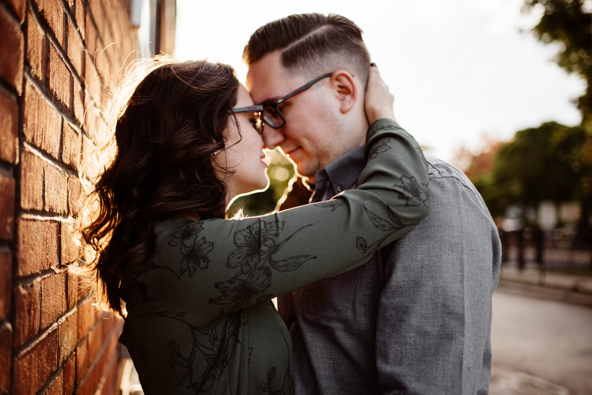 Leslieville Engagement Session | Olive Photography Toronto