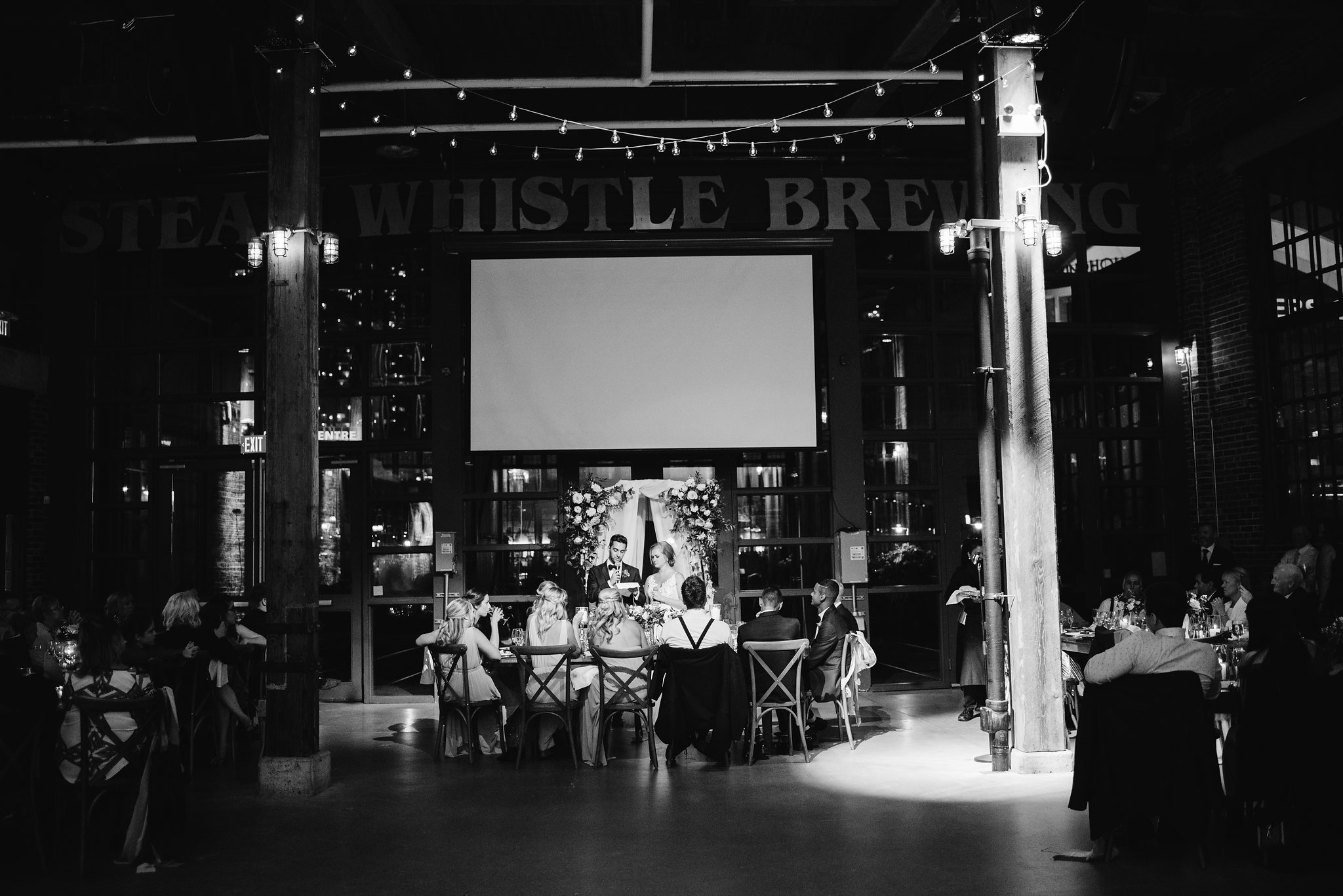 Steam Whistle Brewery Wedding Toronto | Olive Photography