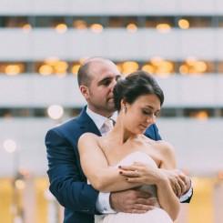 Canoe Restaurant Wedding – Catherine & Alex