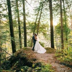 McMichael Art Gallery Wedding – Isabella & Lukas