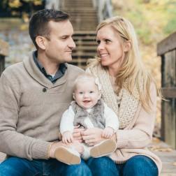 Toronto Family Photography – Laura, Zach + Madison