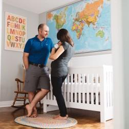 Toronto Family Photography: Baby Simon