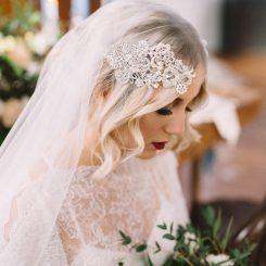 Dark Floral Wedding Inspiration