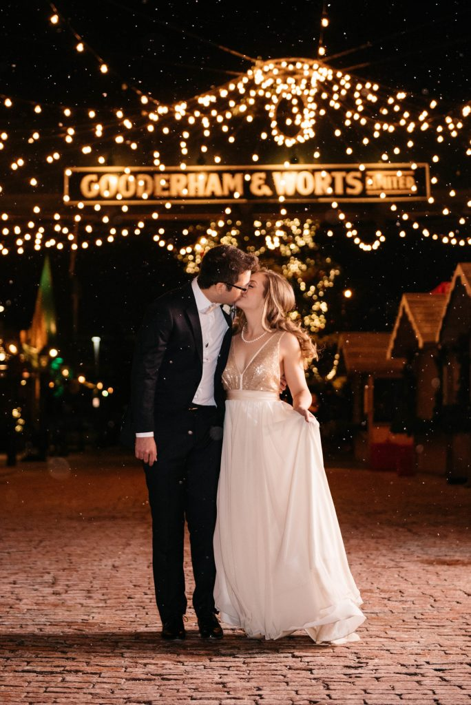 Archeo Wedding: Bridget & Nick