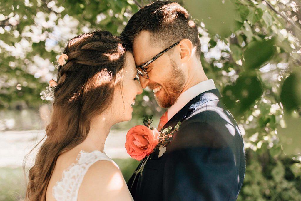 Pioneer Village Wedding | Morgan & Nicolas