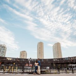 Downtown Toronto Engagement | Ginny & Brian