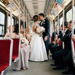 Eglinton Grand Gatsby Wedding | Alissa & Jason