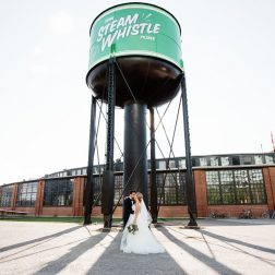 Steam Whistle Brewery Wedding | Courtney & Dan