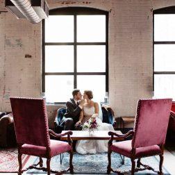 Storys Building Wedding | Nicole & Nate