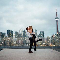 Surprise Toronto Proposal Photography | Rob & Jeannie