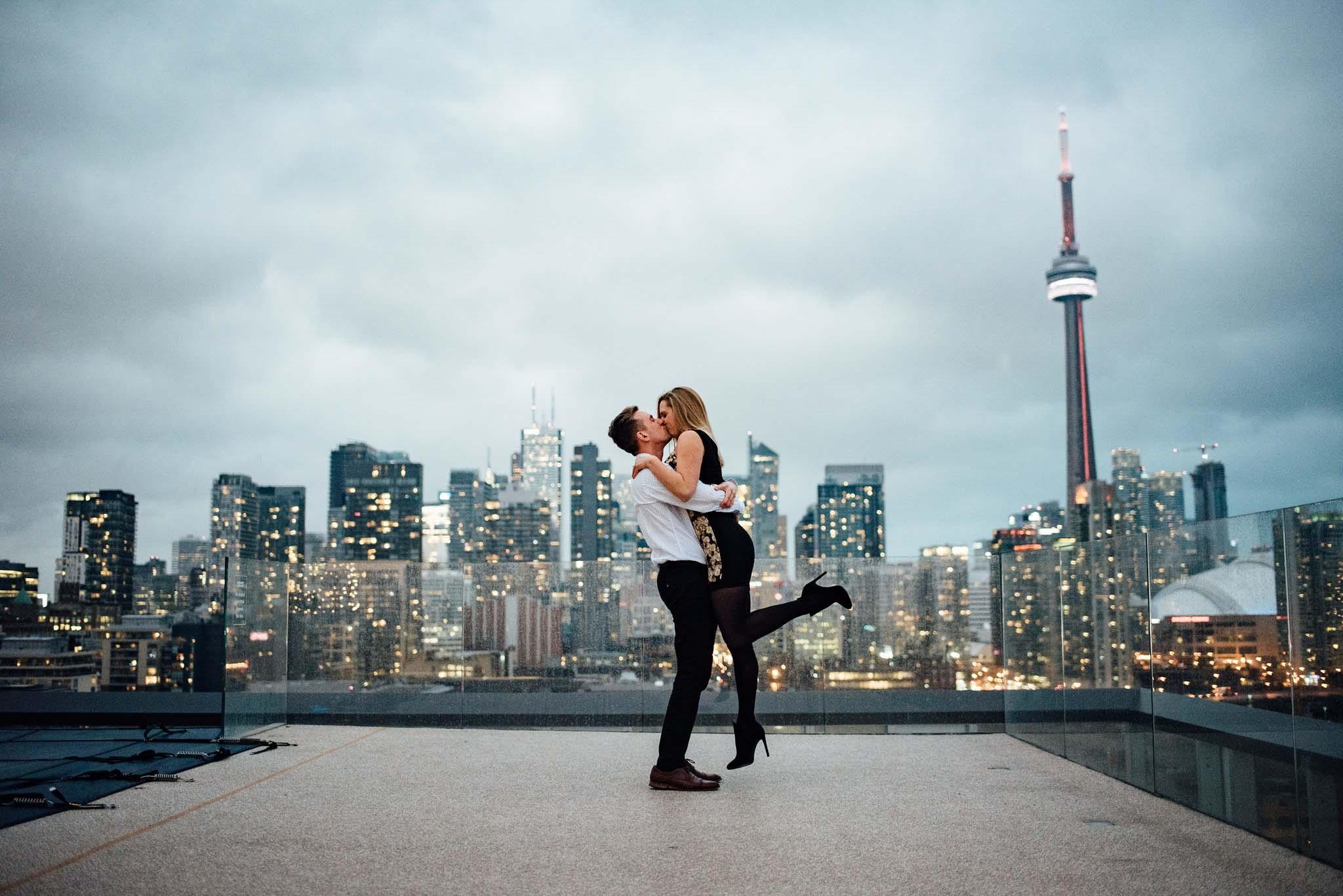 Surprise Toronto Proposal Photography Rob Amp Jeannie